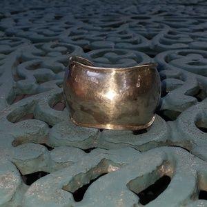 Silpada 925 cuff bracelet